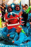 Dragon Dancing