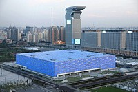 National Aquatics Center,Beijing,China