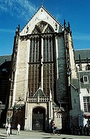 New Church, Nieuwe Kerk, Dam Square, Amsterdam, Holland