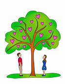 Love tree