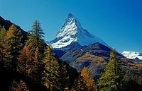 Matterhorn, Switzerland, Europe