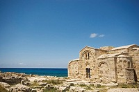 Ayios Philon church, Dipkarpaz, Karpass Peninsula, Cyprus