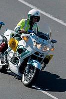 Police, Spain