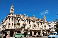 Great Theatre of Havana, Cuba