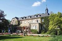 D-Muelheim an der Ruhr, Ruhrgebiet, Nordrhein-Westfalen, NRW, Muelheim-Styrum, Schloss Styrum, Barock, Altentagesstaette, Seniorentagesstaette, Schlos...
