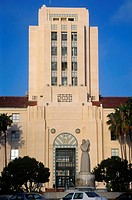 San Diego County Administration building. San Diego. California. USA