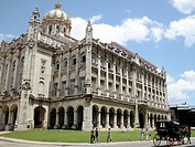 Museo de la Revolucion (Museum of the Revolution). Havana, Cuba