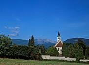 Peterskirche (St. Peter's Church), Neunkirchen, Lower Austria, Austria, Europe