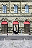 Muenchner Residenz, Max-Joseph Platz, Munich, Bavaria, Germany