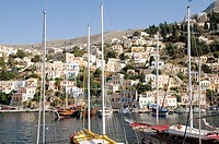 Symi is a small Dodecanesian island between Rhodes and Kos. It is a mountainous island with the exception of Panormitis that is very green. The main t...