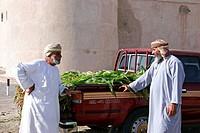 Oman Barka Fort