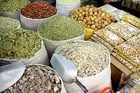 Spice shop, Dubai City, United Arabian Emirates