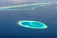 Atolls of the Maldives
