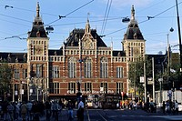 Central station, Amsterdam, Netherlands