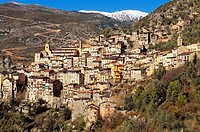 Saorge, Alpes-Maritimes, 06, PACA, France, Europe