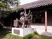 Marco Polo Memorial,Yangzhou,China