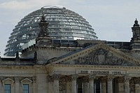 building of parliament, Berlin, Germany