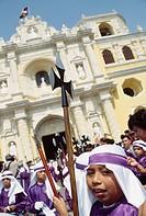 Semana Santa , Antigua, Guatemala