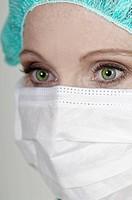Operating room nurse