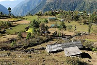 Dudh Koshi valley, Solukhumbu, Khumbu, Mount Everest region, Nepal