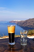 Greek Ice Coffee