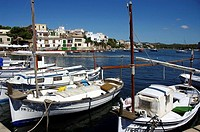 Porto Petro, Santanyi. Majorca, Balearic Islands, Spain