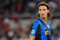 zlatan ibrahimovic,roma 19_10_2008,serie a football championship 2008_2009,roma_inter 0_4,photo mezzabarba/markanews