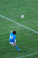 andrea marcato,reggio emilia 22_11_2008 ,rugby test match italy_pacific islanders ,photo paolo bona/markanews