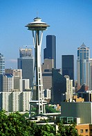 Seattle Washington Skyline