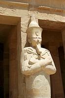 Temple of Queen Hatshepsut Deir el-Bahri, luxor Thebes, Egypt