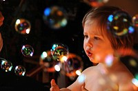 Infant, soap_bubbles