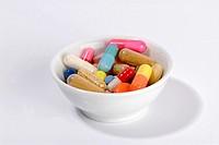 Medicaments, capsules