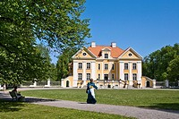 Palmse Manor House, Lahemaa National Park, Estonia, Europe