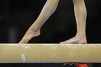 Artistic Gymnastics balance beam