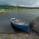 Blue Boat, Ring of Kerry, Ireland