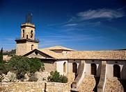 Chapel St. Veredene, Eyguieres, Bouches_du_Rhone, Provence, France, Europe