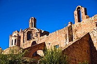 Low angle view of a church, Ex Convento De San Francisco, Zacatecas, Mexico