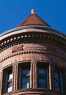 Sever Hall, Harvard Univeristy, Cambridge, Massachusetts , 1878 _ 1880. Architect: Henry Hobson Richardson