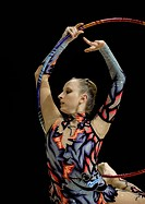 RG Vera SESINA RUS World Champion of Rhythm Gymnastics