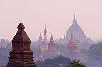 Bagan Pagan, Myanmar Burma, Asia