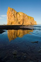 Perce, Gaspe peninsula, province of Quebec, Canada, North America