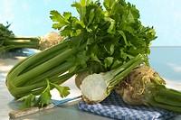 Celery and celeriac