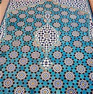 Detail, Friday Mosque, Yazd, Iran, Middle East