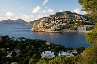 Spain, Balearic Islands, Majorca, Port d'Andratx