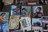China Guagxi Province Yuangshuo Souvenirs stand