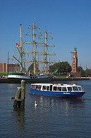 Bremerhaven, Bremen, Germany, Europe
