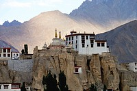 Lamayuru monastery is one of the oldest monasterys in Ladakh