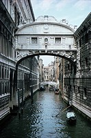 Bridge of Sighs, Venice, Veneto, Italy, Europe