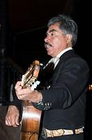 Mariachi Band, San Miguel de Allende, San Miguel, Guanajuato State, Mexico, North America