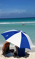 Varadero Beach, located on the peninsula Hicacos in Matanzas province, 130 kilometers east of Havana in Cuba, is one of the largest spas in America an...